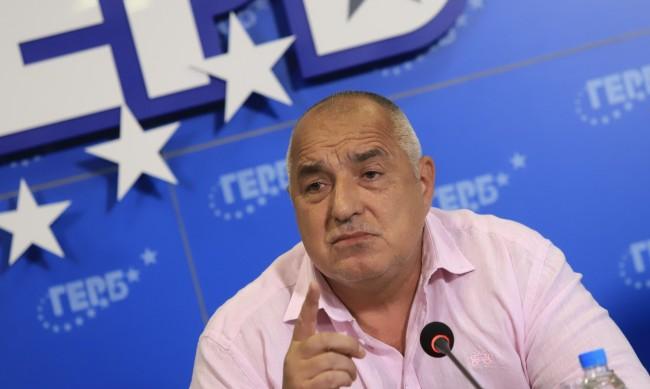 Борисов: Аз съм единственият българин бил два пъти на камината в Белия дом