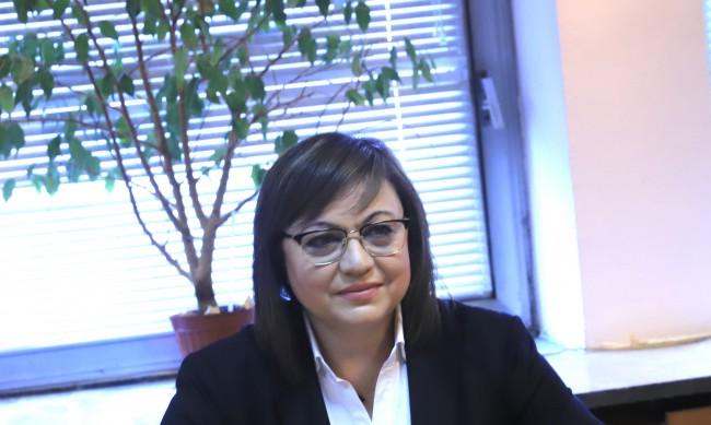 Корнелия Нинова: ГЕРБ лишиха България от възможности