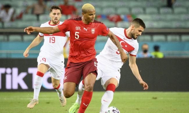 Швейцария надви Турция с 3:1