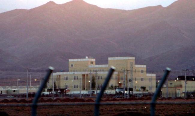 Атомна електроцентрала в Иран временно затвори