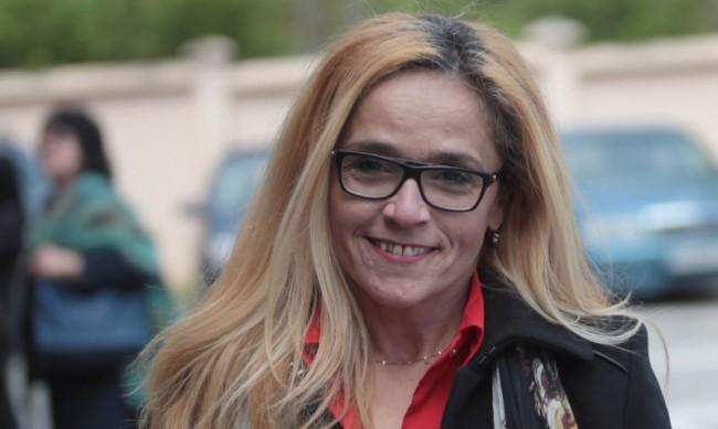 Иванчева на свобода срещу 10 хил. лв, тя се оплака, че са много