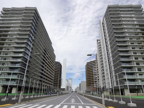 Олимпийското село е град в града, построено специално за най-добрите
