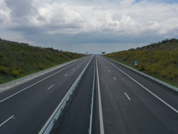 """Ремонтът на над 23 км от магистрала """"Тракия"""" между пътните"""