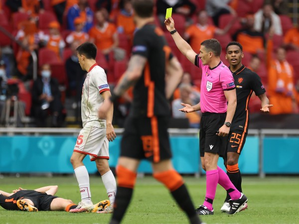 """Нидерландия постигна третата си победа в група """"C"""" на Евро"""