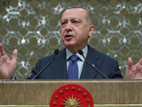 Президентът на Турция Реджеп Тайип Ердоган съобщи днес, че Турция