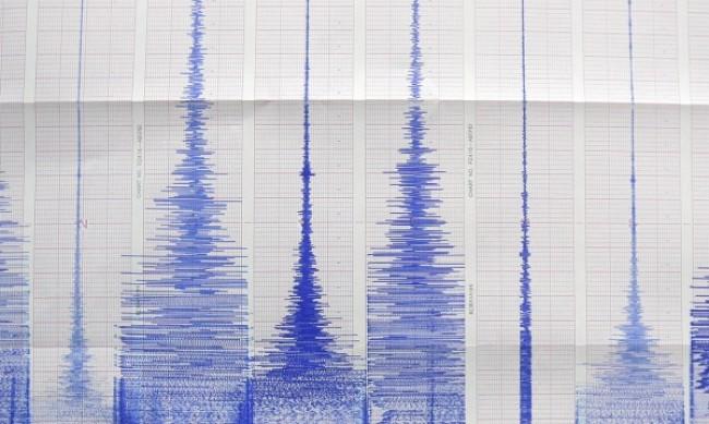 Земетресение край гръцкия архипелаг Додеканези