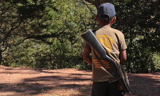 Над 8500 деца използвани за войници в конфликти по света