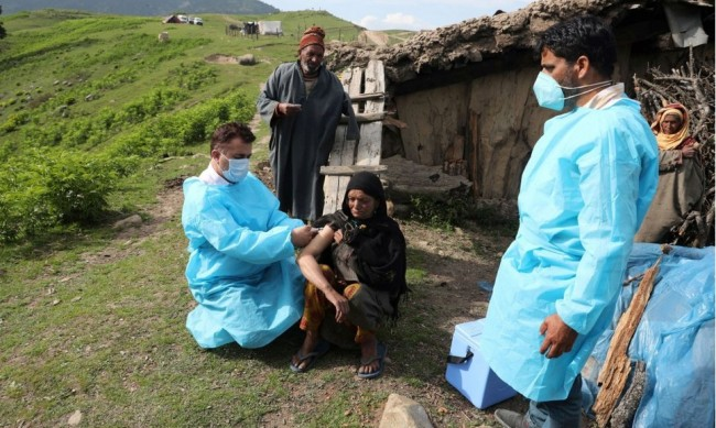 Индия започва масова имунизация - 7,5 млн. ваксинирани за ден