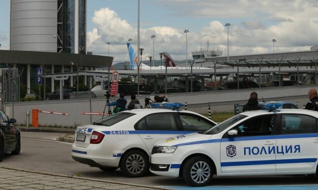 Разследват самоубийство на граничен полицай край столичното летище