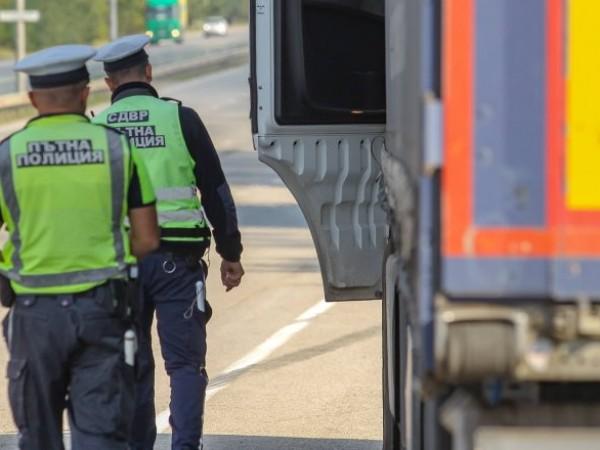 """В ход е традиционната акция на Пътна полиция """"Ваканция! Да"""