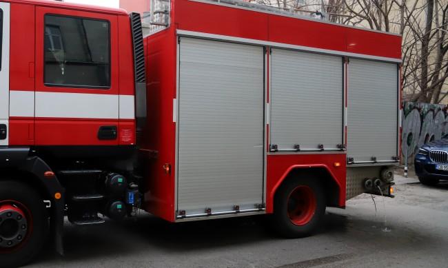 Мъж загина при пожар в село край Кюстендил