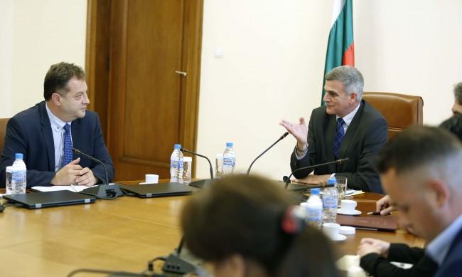 Стефан Янев: Има единомислие между централната и местната власт