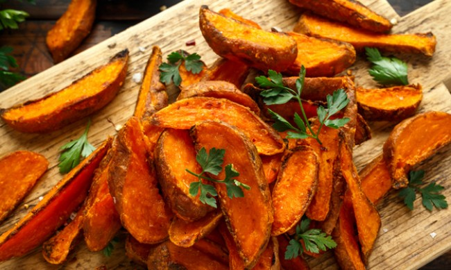 Най-честите грешки, които се допускат със сладките картофи