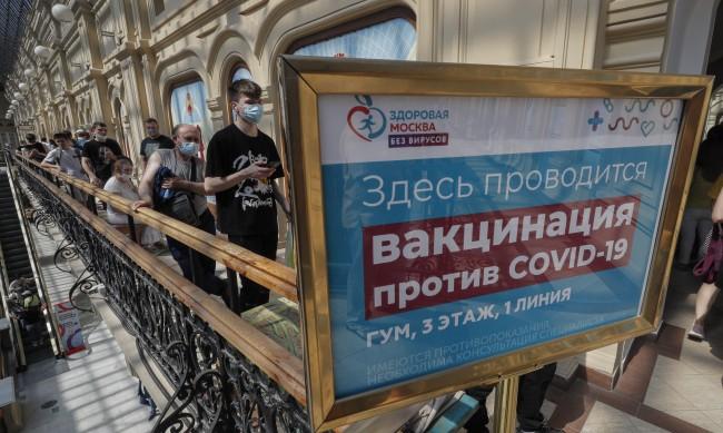 Руски гиганти дават на служителите си коли след ваксинация