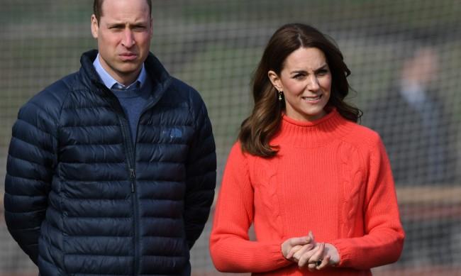 Уилям и Кейт се притеснявали да говорят с Хари
