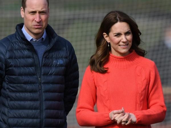 Принц Уилям и Кейт Мидълтън не се срещнали с принц