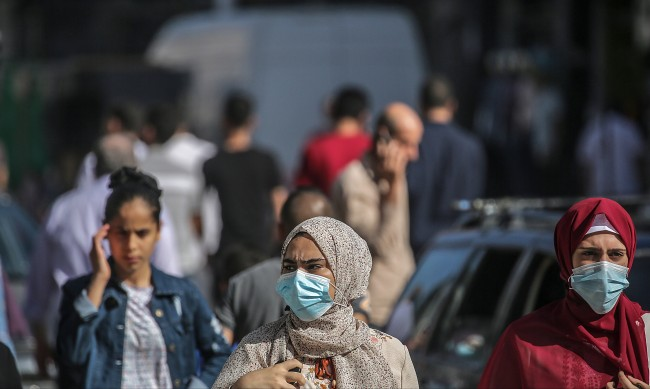 Израел отчете висок брой заразени с коронавирус, една трета - ваксинирани