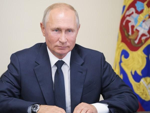 Президентът на Русия Владимир Путин изрази безпокойството си от увеличаването