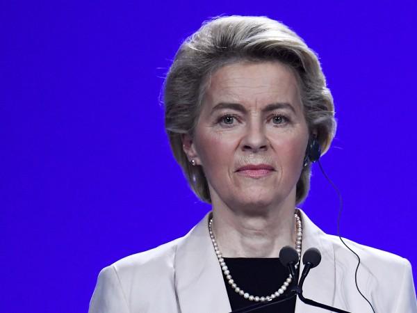 Председателят на Европейската комисия Урсула фон дер Лайен се възмути