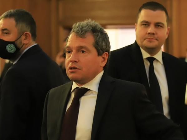 В България политиците са на върха на корупцията. Това заяви