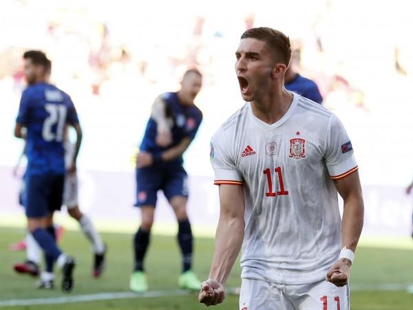 Испания унижи Словакия в последния си мач от груповата фаза