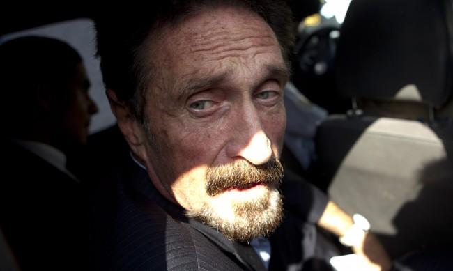 Основателят на McAfee открит мъртъв в испански затвор