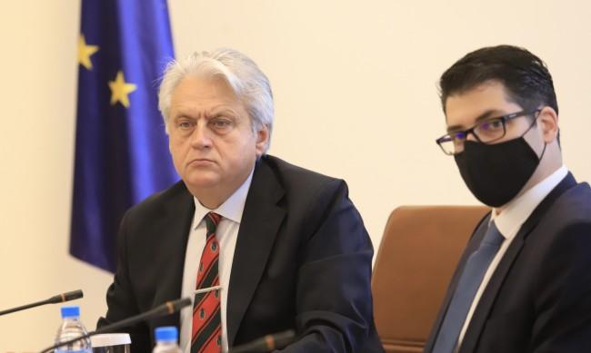 Рашков: Някои искат да влязат във властта, дори с цената на престъпление