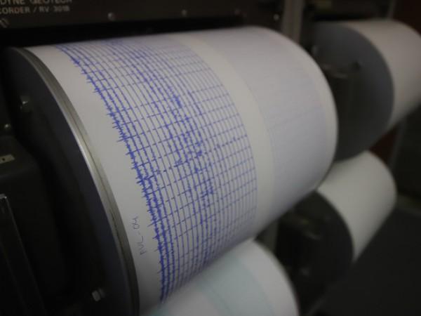 Земетресение с магнитуд 5,1 бе регистрирано в Индийския океан край