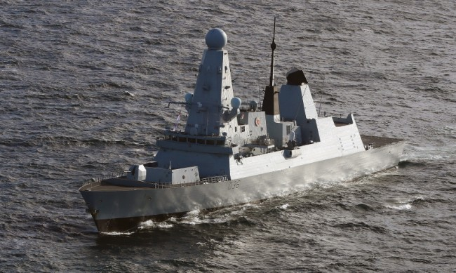 Москва: Инцидентът с британския кораб е съзнателна провокация