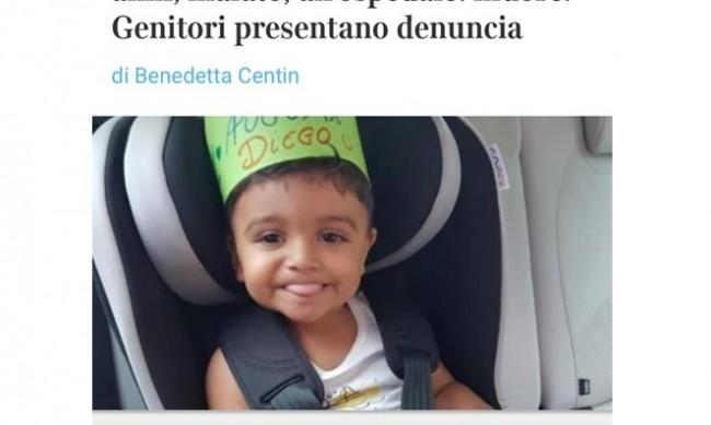 2-годишно българче почина в Италия, разследват смъртта му