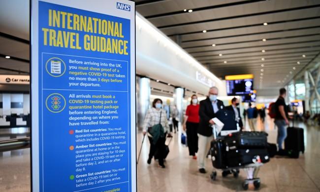 """Нови дестинации в британския """"зелен списък"""" за пътувания"""