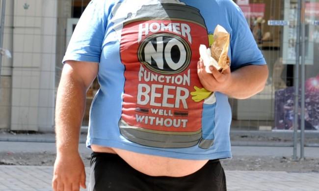 Учени установили, че дебелите хора имат по-малки мозъци
