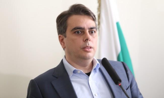 Асен Василев: Приходите от концесии у нас са едва 145 милиона лева