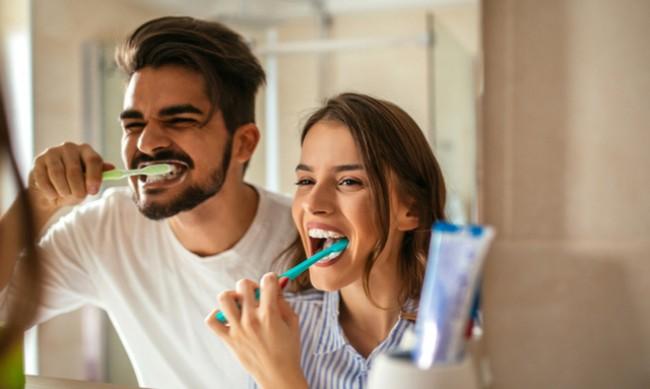 5 грешки при миенето на зъбите