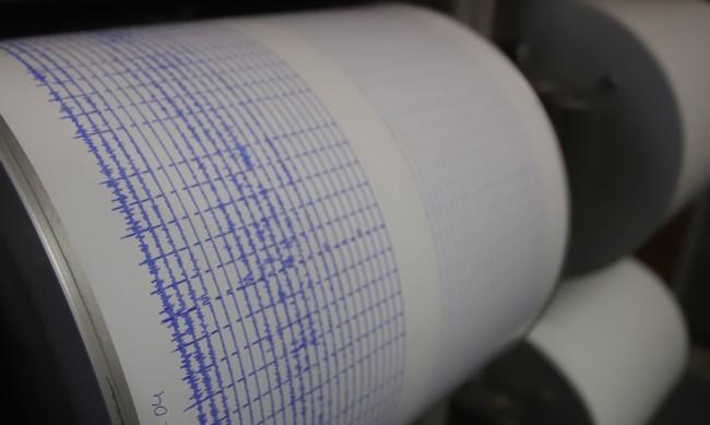 Земетресение с магнитуд 4,5 в Черна гора