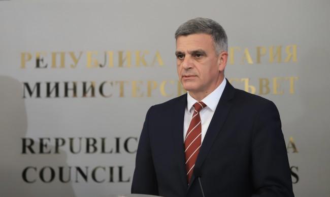 Стефан Янев: Има приходи в бюджета и тенденцията е положителна