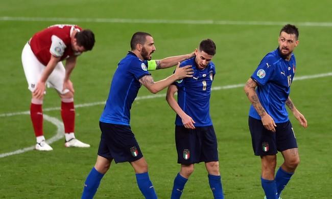 Италия сломи Австрия след драма с продължения на Уембли