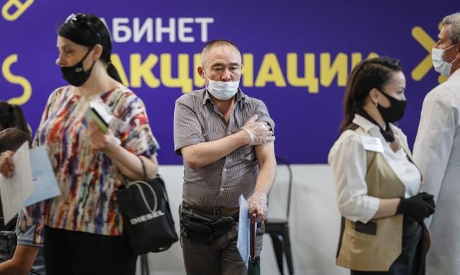 Пик на коронавируса в Москва - на ресторант само с QR код