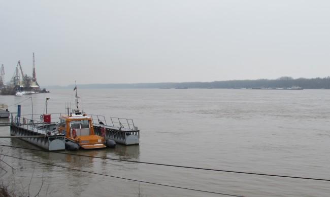 Корабоплаването по река Дунав вече се съживява