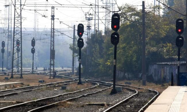 Машинист предотврати влакова катастрофа край Карлово