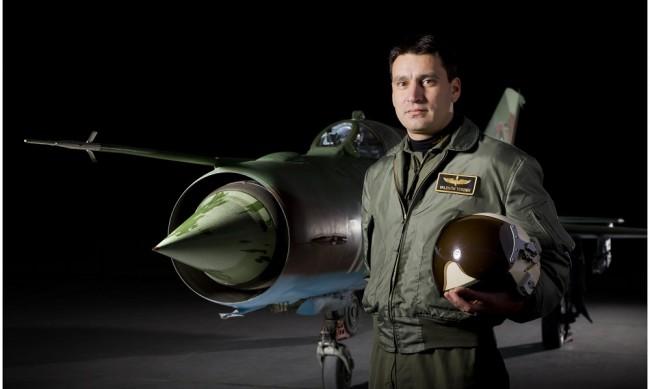 Изпратиха майор Валентин Терзиев с военен ритуал
