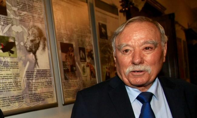 Космонавтът Георги Иванов стана на 81, кметът на Ловеч го поздрави