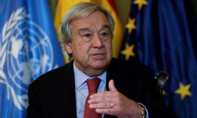 ООН: Светът е на ръба заради промените в климата
