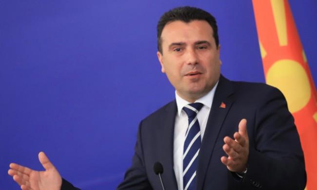 Заев: Ако бях предател, нямаше да има вето от страна на България