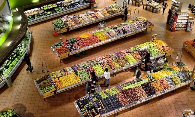 БАБХ спря 1 546 тона негодни храни, идващи от трети страни