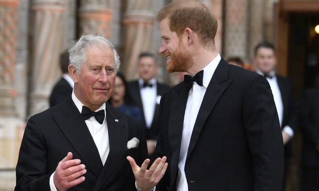Хари и Меган докарали принц Чарлз до нервен срив