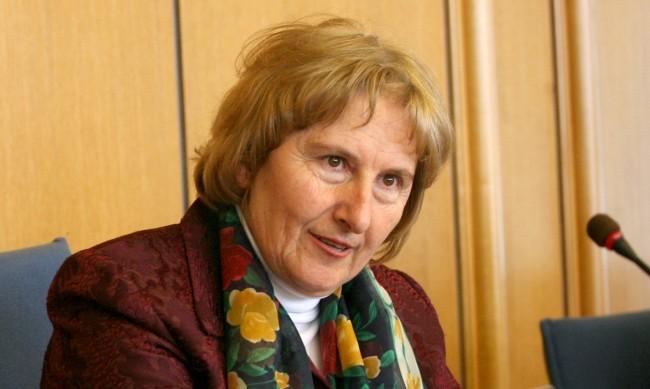 Почина Веска Георгиева - дългогодишен шеф на Столичния инспекторат