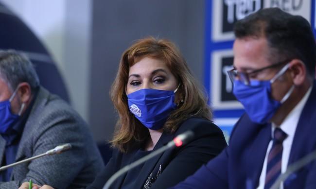 Прокуратурата оттегли обвиненията срещу Асена Сербезова