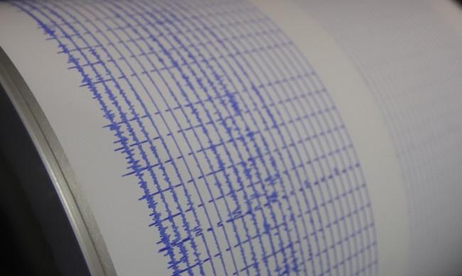 Земетресение с магнитуд 4.1 край Серес в Гърция