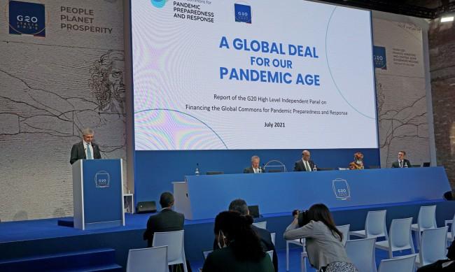 Г-20 предупреди: Вариантите на COVID-19 са икономически риск